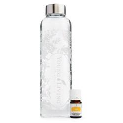 yl glass bottle