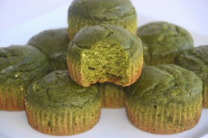 Green Muffins (Vegan & GF)