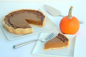 Pumpkin Pie (Vegan & Gluten Free)