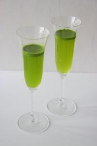 Green Mimosa (Vegan & Gluten Free)