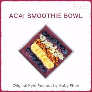 Açaí Smoothie Bowl