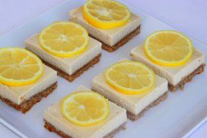 Lemon Bars (Vegan & Gluten Free)