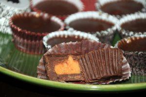 Peanut Butter Cups (Vegan & Gluten Free)