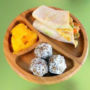 Apricot Coconut Balls (Vegan & Gluten Free)
